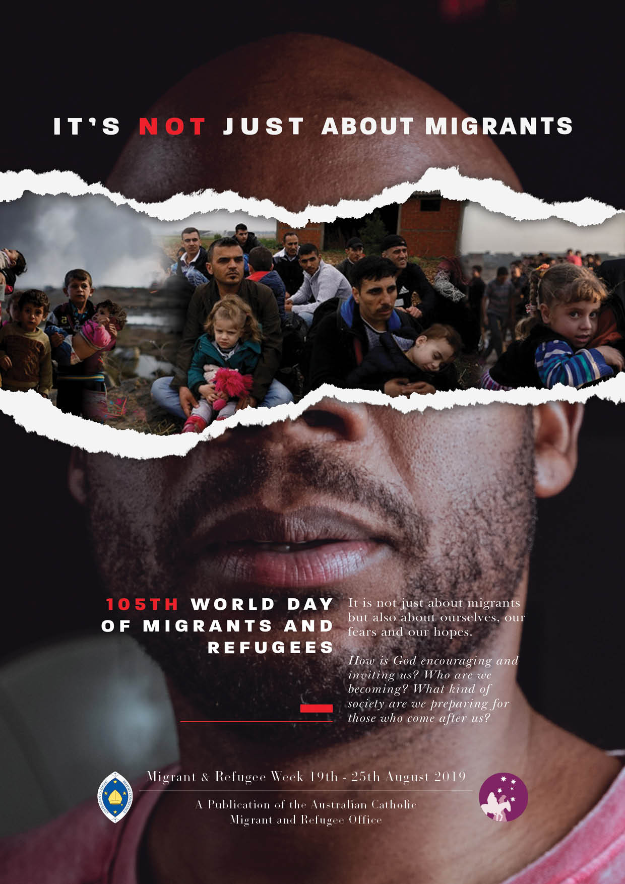 Migrant and Refugee Kit - Poster 2019