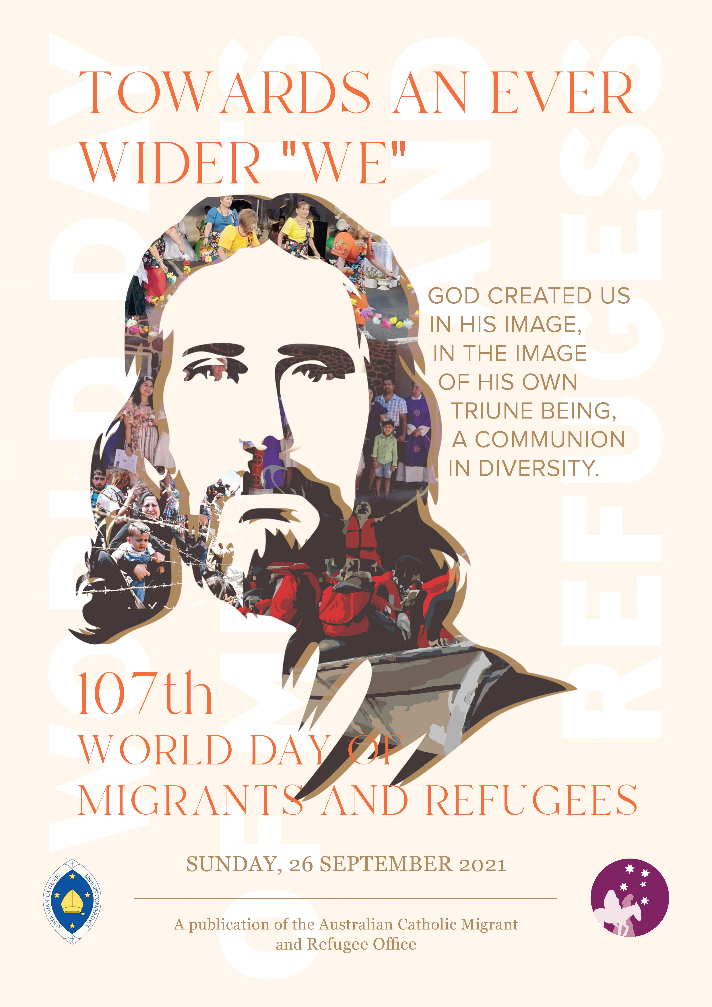 Migrant and Refugee Kit - Poster 2021